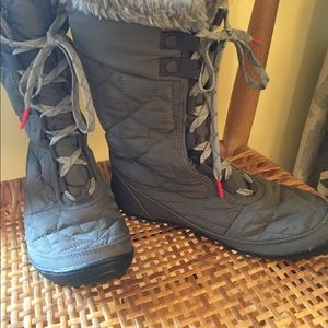 Columbia Minx Omni-heat Winter Boots